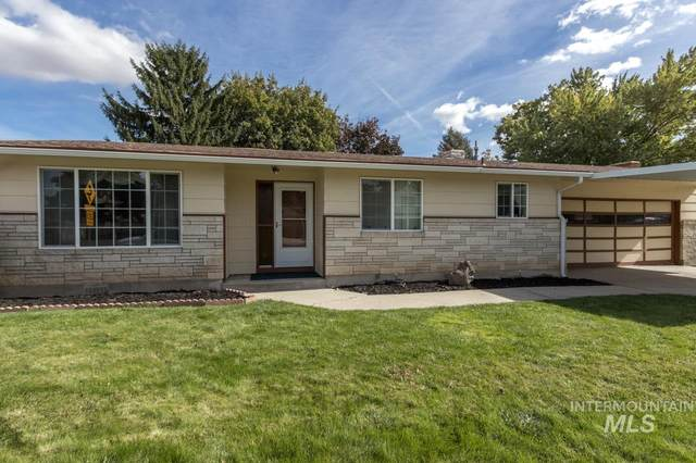 5414 N Mitchell Street, Boise, ID 83704 (MLS #98784305) :: Minegar Gamble Premier Real Estate Services
