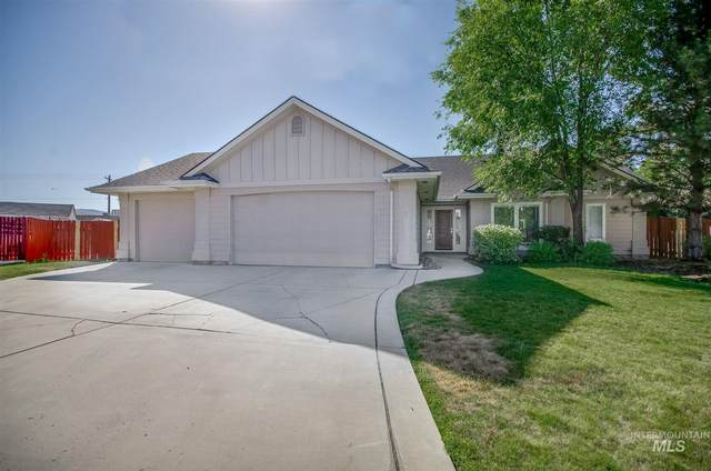 2765 E Ridgedale Pl, Eagle, ID 83616 (MLS #98784340) :: City of Trees Real Estate