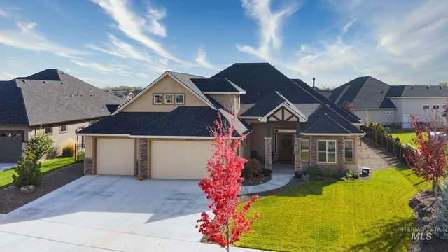 6095 W Striker Ct, Eagle, ID 83616 (MLS #98784353) :: Haith Real Estate Team