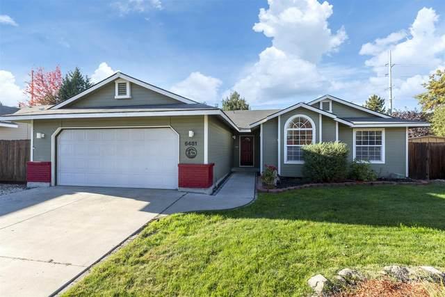 6481 N Waterlilly Way, Boise, ID 83714 (MLS #98784370) :: Adam Alexander