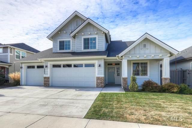 5299 S Tindaris Place, Meridian, ID 83642 (MLS #98784411) :: Haith Real Estate Team