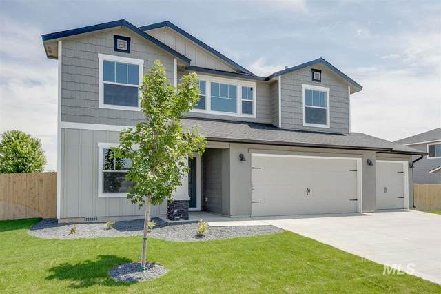 759 W Nannyberry St, Kuna, ID 83634 (MLS #98784412) :: Navigate Real Estate