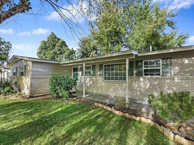 3725 N Buckingham Drive, Boise, ID 83704 (MLS #98784416) :: Story Real Estate