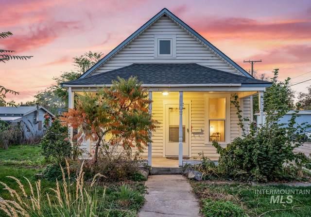 616 S 5th Avenue, Caldwell, ID 83605 (MLS #98784424) :: Navigate Real Estate