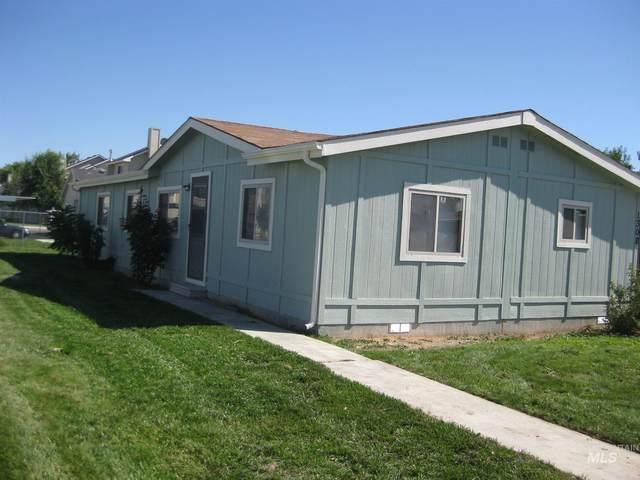 1308 Eldoran Dr, Nampa, ID 83651 (MLS #98784436) :: Navigate Real Estate