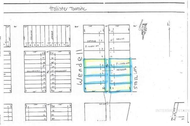 TBD Wendell St, Hollister, ID 83301 (MLS #98784443) :: Epic Realty