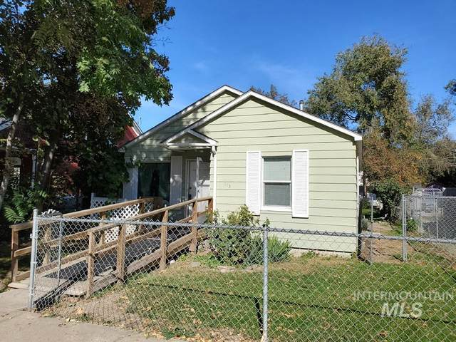 113 Cleveland Blvd., Caldwell, ID 83605 (MLS #98784458) :: City of Trees Real Estate