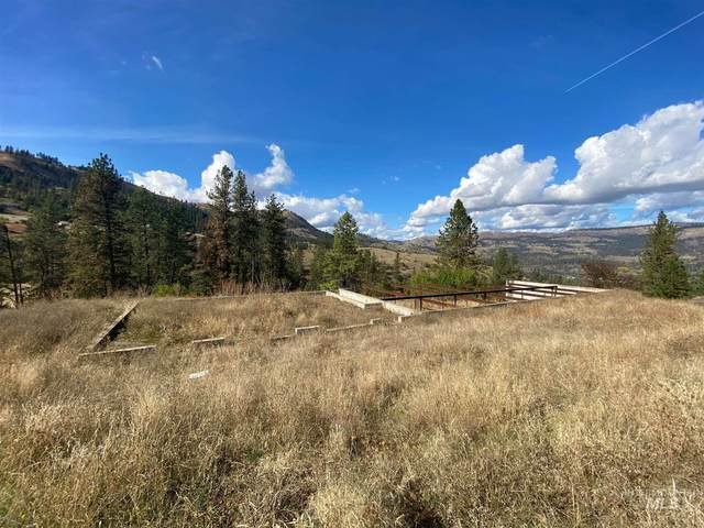 TBD Crest Dr, Kamiah, ID 83536 (MLS #98784483) :: Michael Ryan Real Estate
