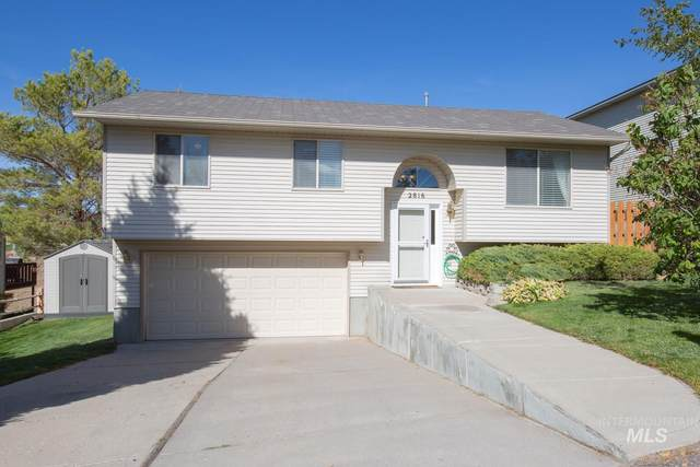 2816 Silverwood, Pocatello, ID 83201 (MLS #98784505) :: Boise River Realty