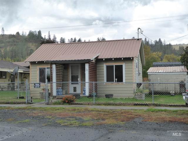 201 East Street, Stites, ID 83552 (MLS #98784511) :: City of Trees Real Estate