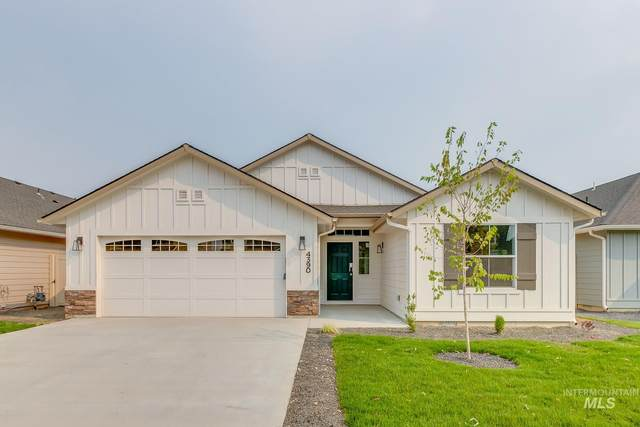 4436 W Everest St, Meridian, ID 83646 (MLS #98784515) :: Idaho Real Estate Pros