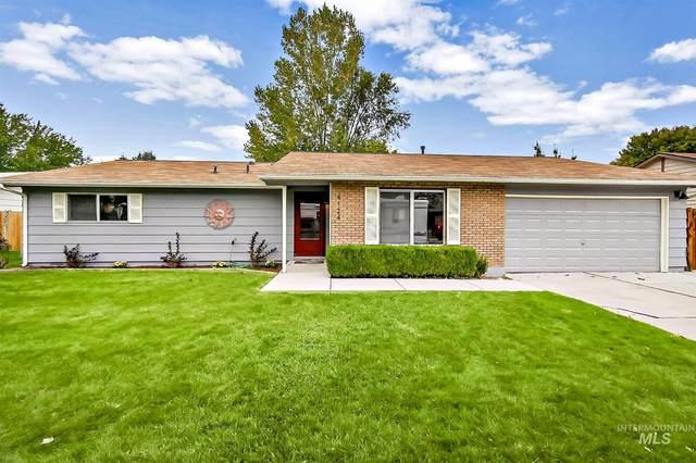 4124 S Minuteman Way, Boise, ID 83706 (MLS #98784541) :: Jon Gosche Real Estate, LLC