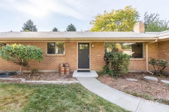 6607 W Newman St., Boise, ID 83704 (MLS #98784544) :: Navigate Real Estate