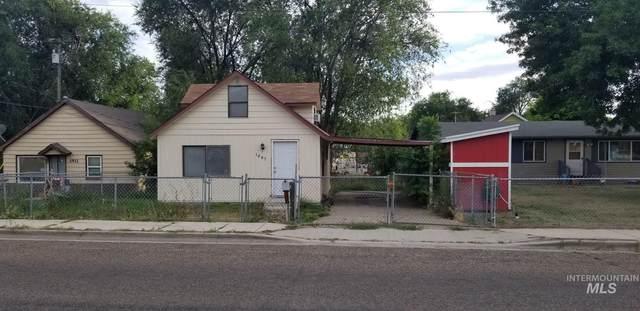 1907 3rd St N, Nampa, ID 83687 (MLS #98784582) :: Navigate Real Estate
