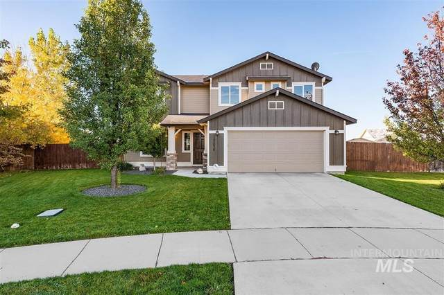 17570 N Rex Ct, Nampa, ID 83686 (MLS #98784595) :: Navigate Real Estate