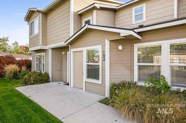 11050 W Garverdale Lane Suite 102, Boise, ID 83713 (MLS #98784619) :: Juniper Realty Group