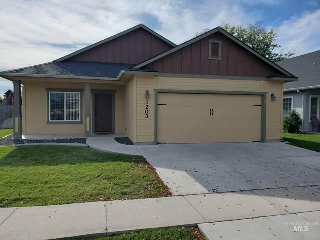 1203 W Whisper Street, Nampa, ID 83651 (MLS #98784645) :: Michael Ryan Real Estate
