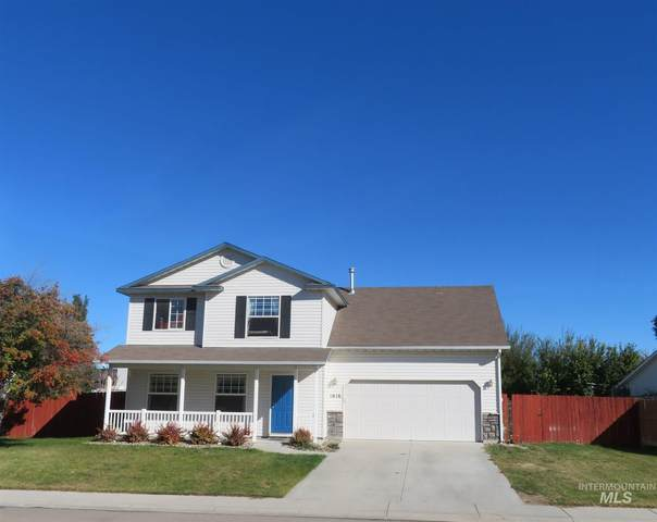 1616 S Boundary St., Nampa, ID 83686 (MLS #98784675) :: Bafundi Real Estate