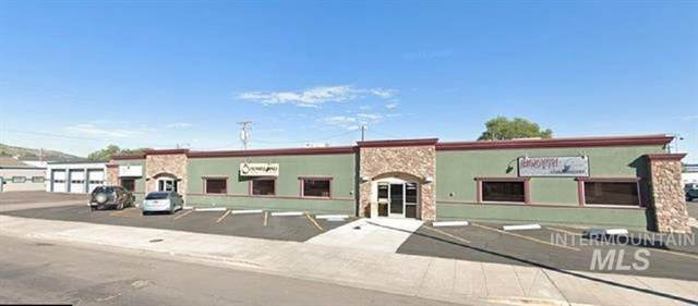 340 E Clark St Suite B, Pocatello, ID 83201 (MLS #98784687) :: Full Sail Real Estate