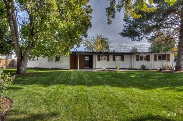 5014 N Mountain View Drive, Boise, ID 83704 (MLS #98784688) :: Adam Alexander