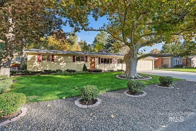 4024 N Whitehead St, Boise, ID 83703 (MLS #98784699) :: Jon Gosche Real Estate, LLC