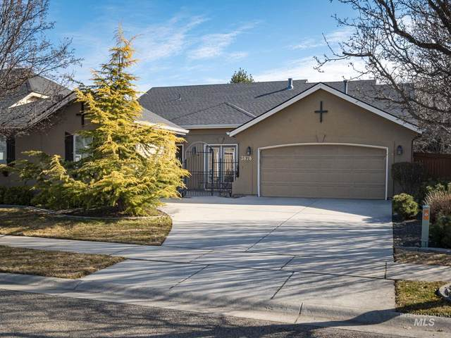 3878 N Legacy Woods, Meridian, ID 83646 (MLS #98784720) :: Bafundi Real Estate