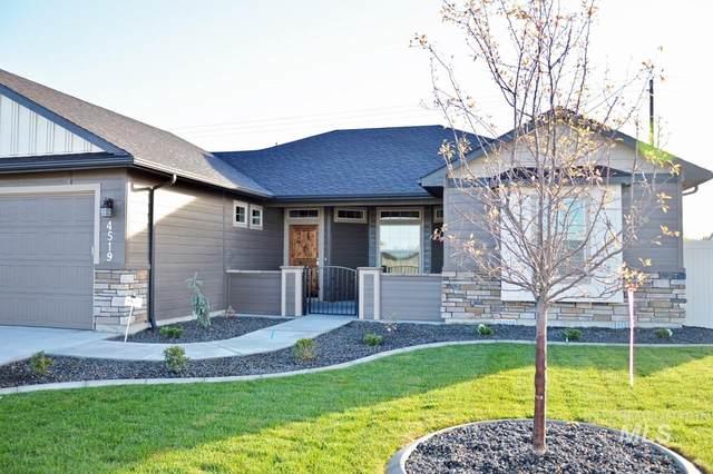 209 E Pineville Street, Caldwell, ID 83607 (MLS #98784747) :: Bafundi Real Estate