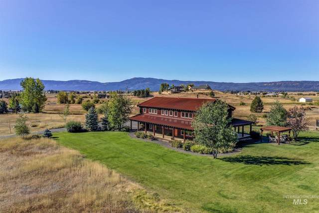 14035 Easy Street, Mccall, ID 83638 (MLS #98784757) :: Hessing Group Real Estate