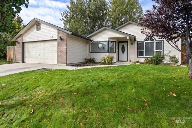1243 E Oakridge Dr, Boise, ID 83716 (MLS #98784765) :: Bafundi Real Estate