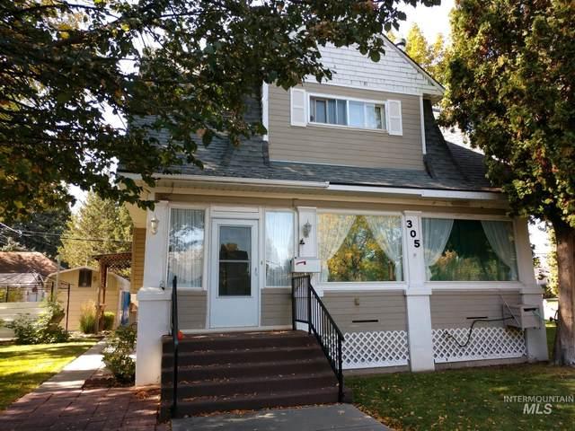 305 Utah, Gooding, ID 83330 (MLS #98784783) :: Bafundi Real Estate