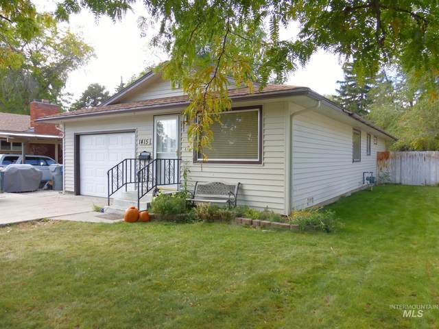 1415 10th Ave South, Nampa, ID 83651 (MLS #98784838) :: Boise River Realty