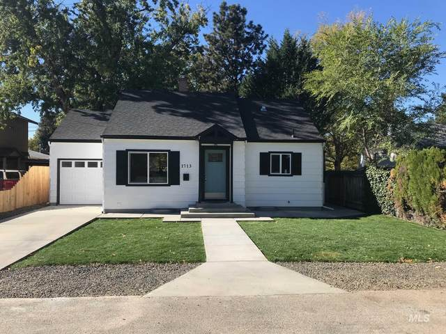 1713 S Shoshone St, Boise, ID 83705 (MLS #98784886) :: New View Team