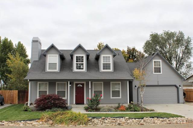 313 White Rock Way, Melba, ID 83641 (MLS #98784933) :: City of Trees Real Estate