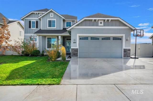 2807 W Crenshaw St, Kuna, ID 83634 (MLS #98784970) :: Full Sail Real Estate