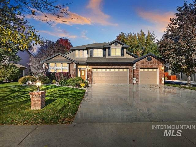 1544 E Feather View Drive, Eagle, ID 83616 (MLS #98784986) :: Epic Realty