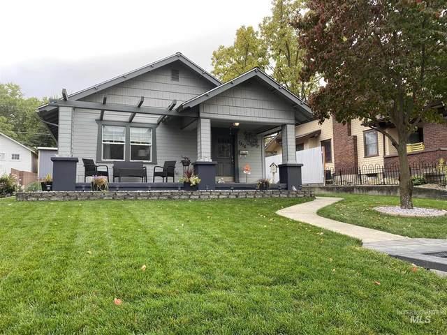 1316 8th Ave, Lewiston, ID 83501 (MLS #98784990) :: Michael Ryan Real Estate