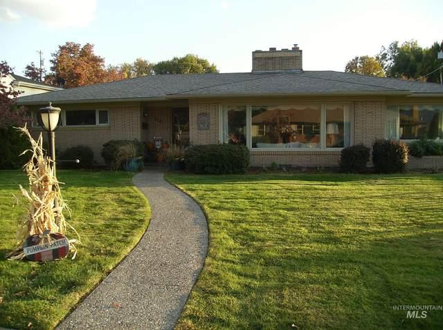 116 14th Ave, Lewiston, ID 83501 (MLS #98785031) :: Michael Ryan Real Estate