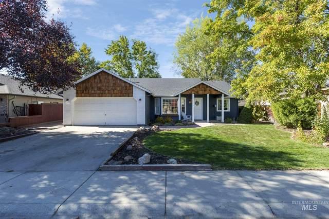 65 S Silverwood Way, Eagle, ID 83616 (MLS #98785049) :: Silvercreek Realty Group