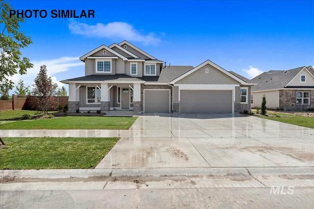 3878 W Lesina Drive, Meridian, ID 83646 (MLS #98785080) :: City of Trees Real Estate