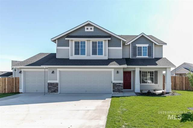 775 W Nannyberry St, Kuna, ID 83634 (MLS #98785086) :: Epic Realty