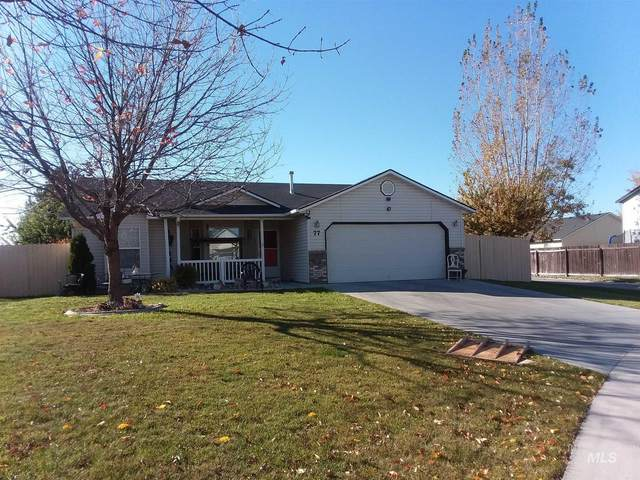 77 S. Pebble Crt, Nampa, ID 83651 (MLS #98785087) :: Epic Realty
