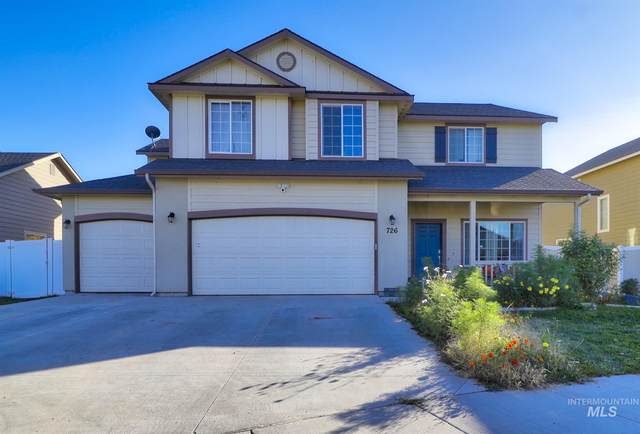 726 S Weston Creek Loop, Nampa, ID 83686 (MLS #98785099) :: Epic Realty