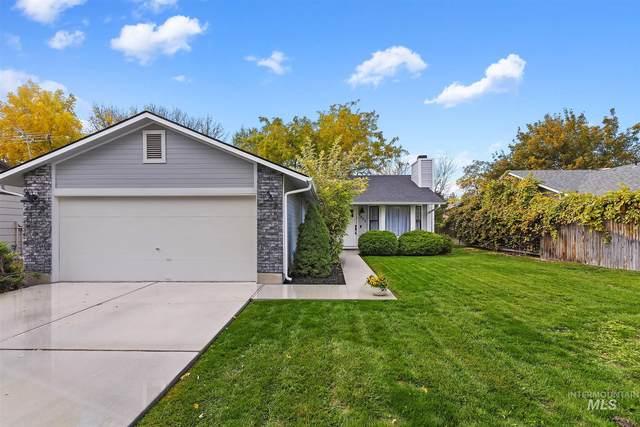6433 N Portsmouth, Boise, ID 83714 (MLS #98785120) :: Build Idaho