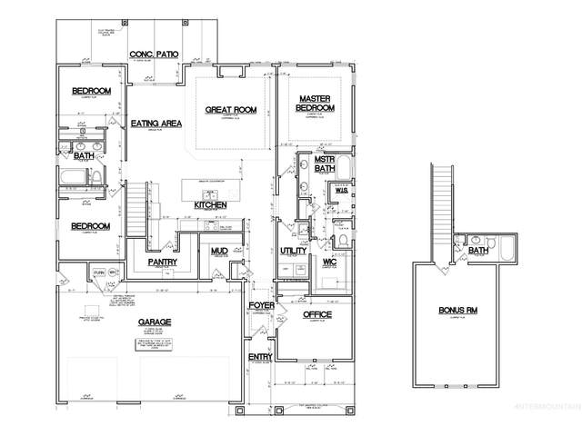 6811 N Maplestone, Meridian, ID 83642 (MLS #98785149) :: Silvercreek Realty Group