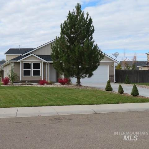 322 Berrypark Pl, Caldwell, ID 83605 (MLS #98785171) :: Jon Gosche Real Estate, LLC