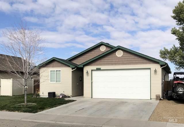 1115 SW Julia St, Mountain Home, ID 83647 (MLS #98785185) :: Minegar Gamble Premier Real Estate Services