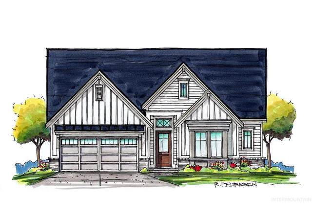 7343 W Corinthia Street, Eagle, ID 83616 (MLS #98785196) :: Build Idaho