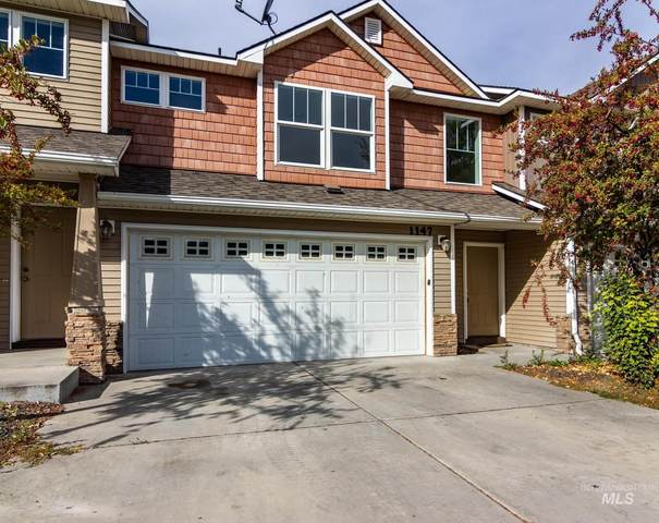 1147 S Barberry Place, Nampa, ID 83686 (MLS #98785197) :: Team One Group Real Estate