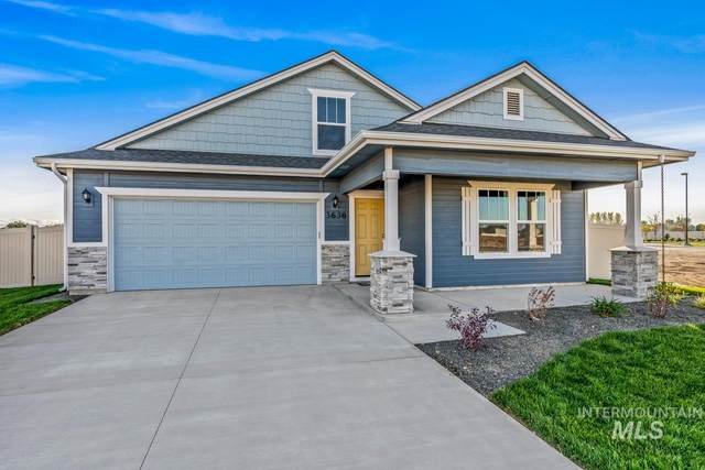 3636 S Trail Ridge Ave., Nampa, ID 83686 (MLS #98785201) :: Team One Group Real Estate