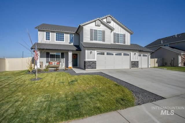 4930 W Deer Springs Dr, Meridian, ID 83646 (MLS #98785209) :: Boise River Realty
